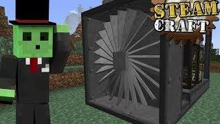Turbina E Cancello Tutto L'inventario! Steamcraft E18