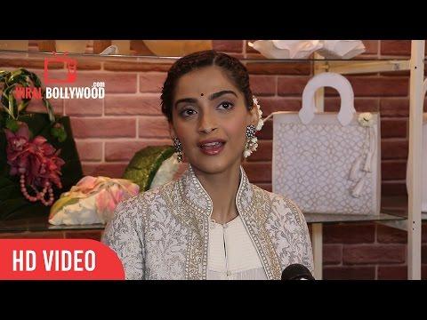 Sonam Kapoor Full Interview    IMC Ladies   Women Enterpreneur Exibition 2016