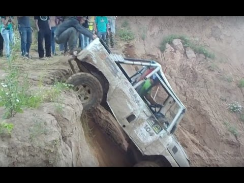 4×4 Hill Climb Fails Wins Crashes Accidents and Funny Videos 2017