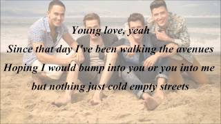 Big Time Rush - Young Love Cover (with Lyrics)
