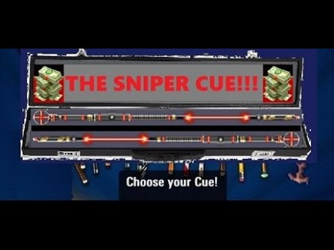 8 Ball Pool - SNIPER CUE MOD | NO ROOT | 100% WORKING 2017 ...