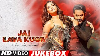 Jai Lava Kusa Video Jukebox || #JLK Video Songs || Jr NTR, Rashi, Nivetha Thomos, Devi Sri Prasad