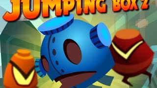 Jumping Box 2-Walkthrough