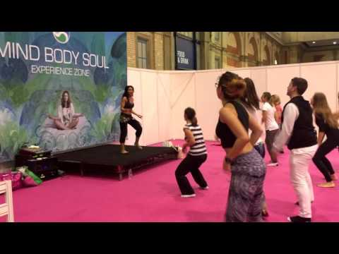 OM Yoga Show and Mind Body Soul Experience London 2015