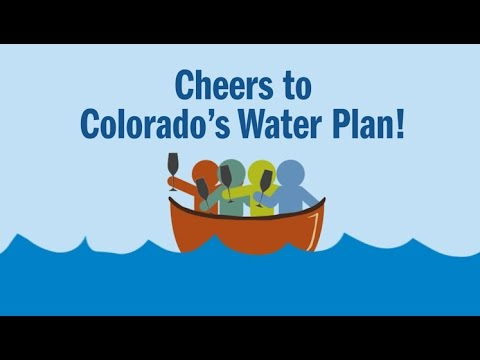 Cheers to Colorado's Water Plan