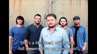 Watch Randy Rogers Band Blow Up Plastic Girl video