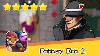 Robbery Bob 2 Hauntington 05 Walkthrough Secret Mission Recommend index five stars