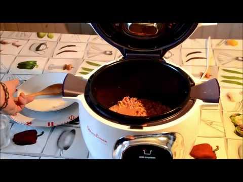 recette-cookeo-:coquillettes-à-la-viande-hachée