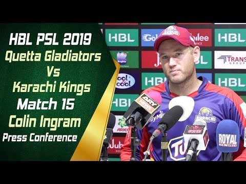 HBL PSL 4 | Match 15 Quetta Gladiators vs Karachi Kings Post