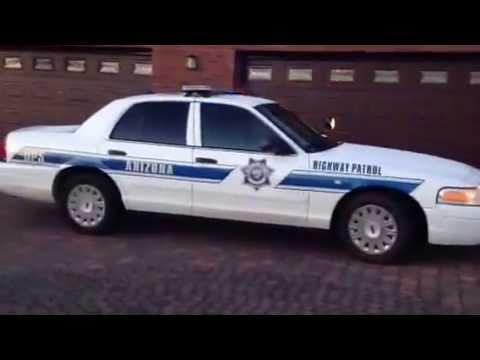genuine american us police car uk legal youtube. Black Bedroom Furniture Sets. Home Design Ideas
