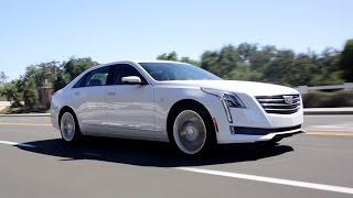 2017 Cadillac CT6 Review and Road Test