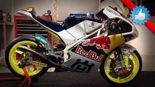 2014 Husqvarna Moto3 Race Bike