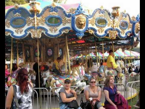 Mendocino County Fair Carousel
