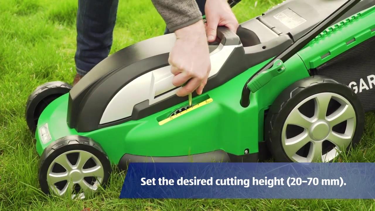 Electric Lawn Mower Glm43l