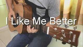 Lauv - I Like Me Better - Guitar Fingerstyle Cover lauv cover contest