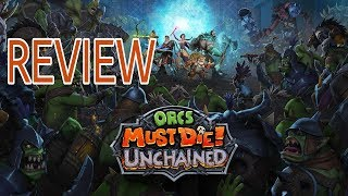 Orcs Must Die Unchained Review - PS4