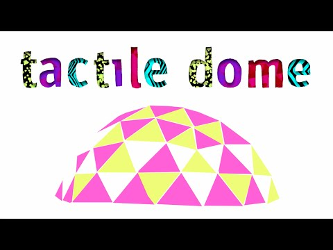 Tactile Dome | Take A Trip in Total Darkness | Exploratorium