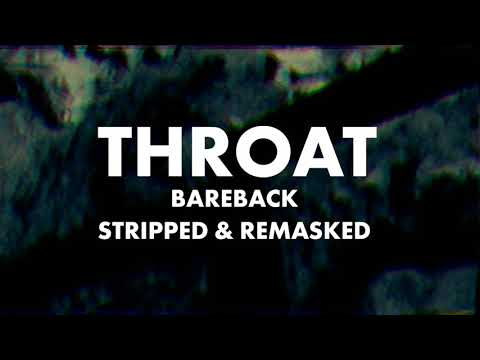 Bareback (Stripped & Remasked) double-CD out on Sept 11th!