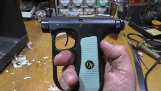 Пневматический  пистолет ПЛ 1.