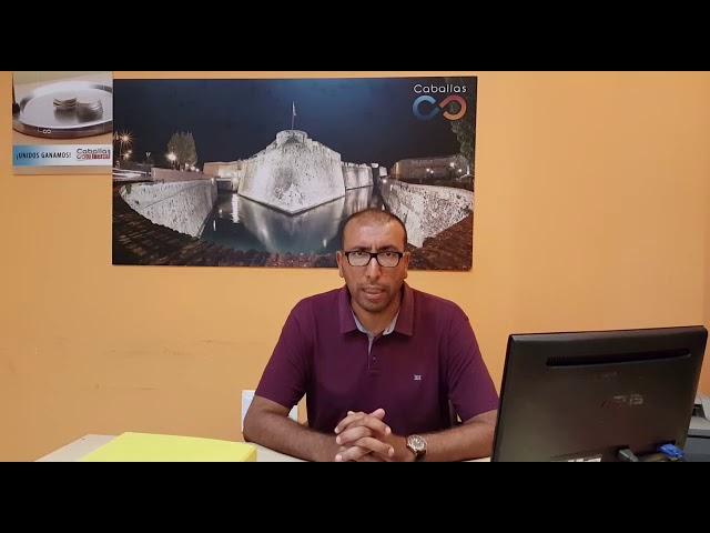 Mensaje de Mohamed Ali, lider de Caballas Ceuta, tras el atentado terrorista en Barcelona