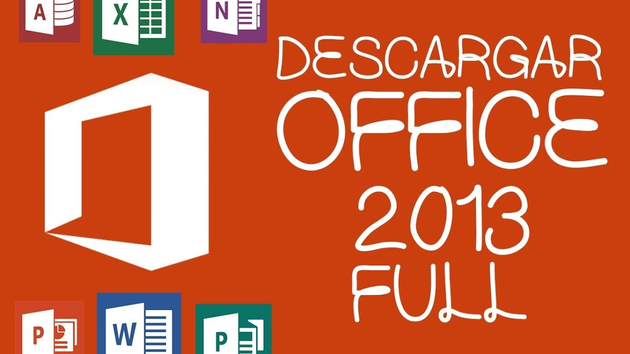 2016 DESCARGAR E INSTALAR OFFICE 2013 FULL PO…
