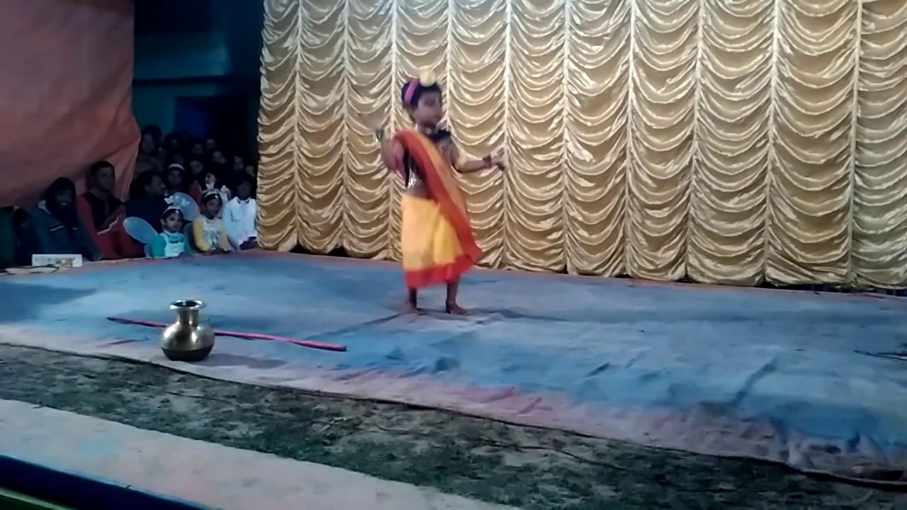 Pindare Polasher bon |Chhotoder nacher gaan|Bengali folk song | children  dance