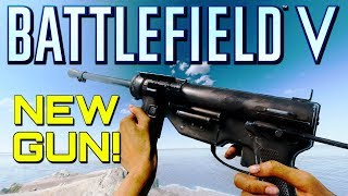 Battlefield 5: New Grease Gun! (Battlefield V)