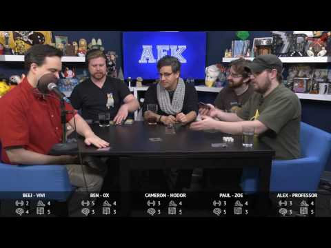 AFK — Betrayal at House on the Hill & Crokinole Ep2