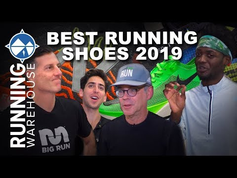 Best Running Shoes 2019 Pt.2 | Shoe Reviewer Edition
