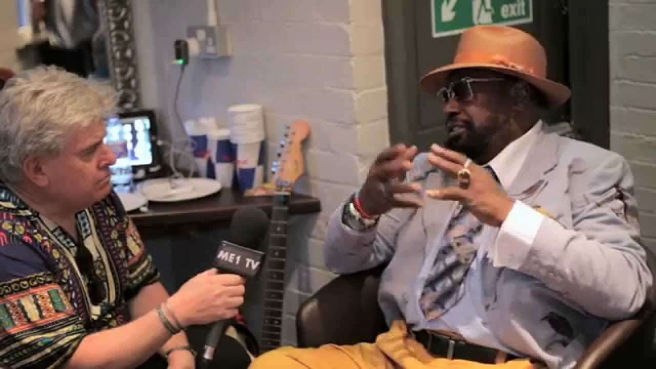 ME1 TV Talks To... George Clinton