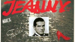 Gambar cover Falco - Jeanny - 80's lyrics