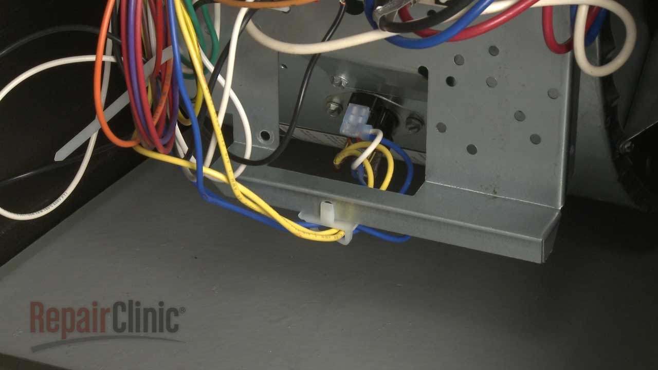 rheem furnace fan limit switch replacement 47 22860 01 youtube rh youtube com