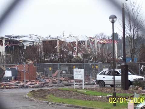 Buncefield Oil Depot Explosion.wmv