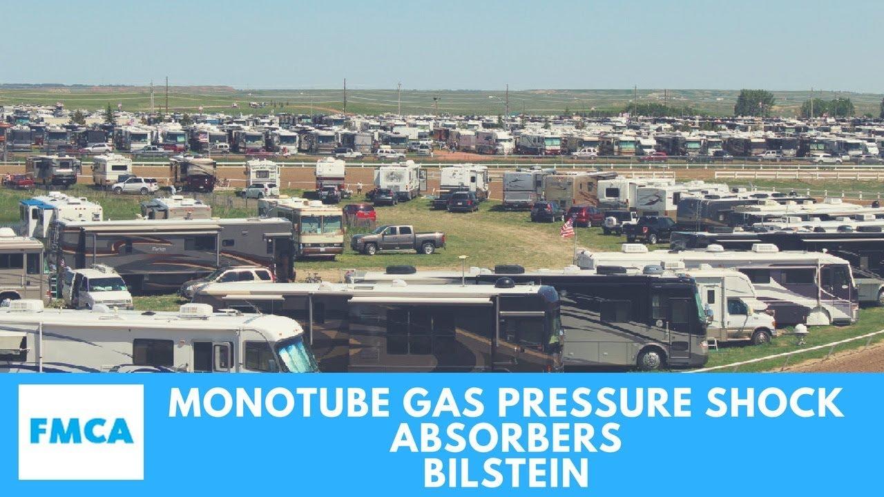 Bilstein Monotube Shock Absorbers for Motorhomes