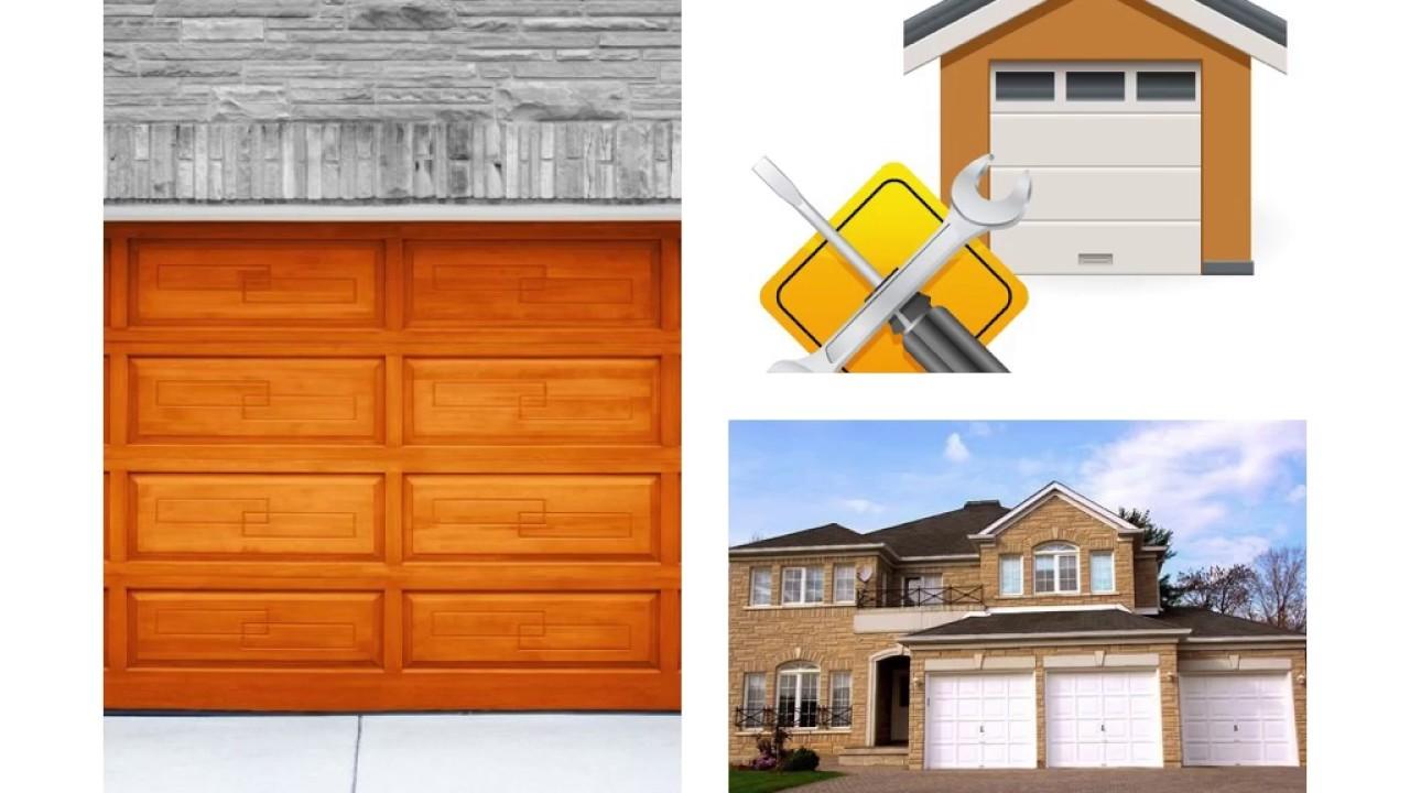 Garage Door Opener Repair Service Five Star Garage Doors Youtube