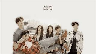 [Rom/Eng/Ind] - Punch ft. Glabingo - Beautiful Beautiful (The Best Hit OST Part 1)