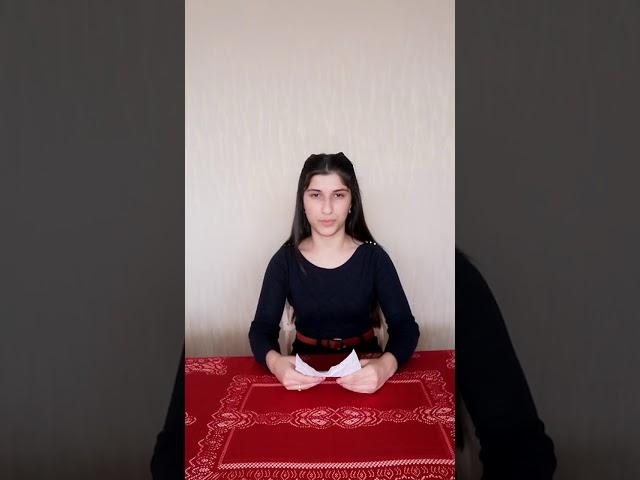Изображение предпросмотра прочтения – РаисатАлиева читает произведение «Письмо от матери» С.А.Есенина