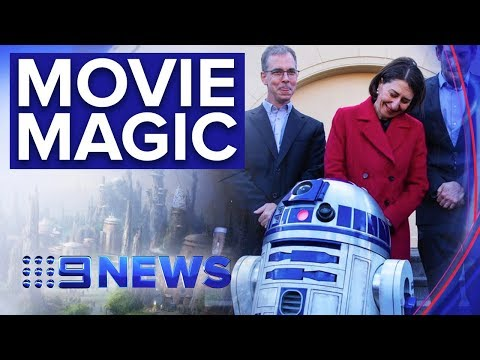 Disney-owned Visual Effects Production Company Sets Up Sydney Studio | Nine News Australia