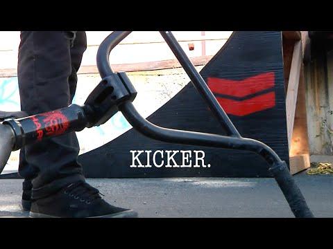 Kicker - Dennis Enarson - Haro BMX