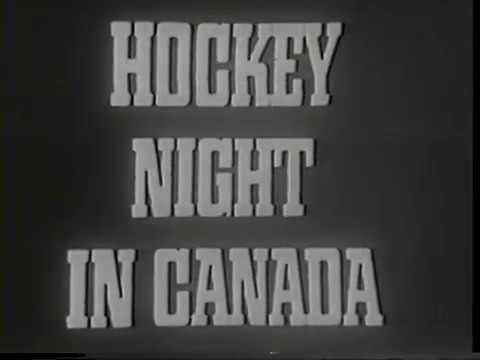 1970 NHL TORONTO VS BOSTON CBC ORIG  BROADCAST