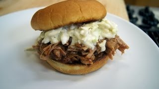 Pulled Bbq Pork Shoulder Roast