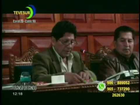 TRANSPORTANDO TV 11 DE ENERO 2017