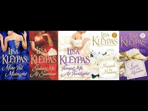 THE HATHAWAY SERIES | LISA KLEYPAS | HISTORICAL ROMANCE | READING GUIDE