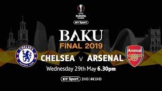 Watch Chelsea vs Arsenal live on BT Sport's YouTube channel