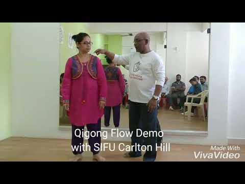 Qi Flow Demo - Aum Health and Wellness- New Mumbai
