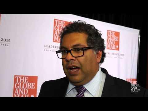 Calgary Mayor Naheed Nenshi weighs in on how The Globe Debate went