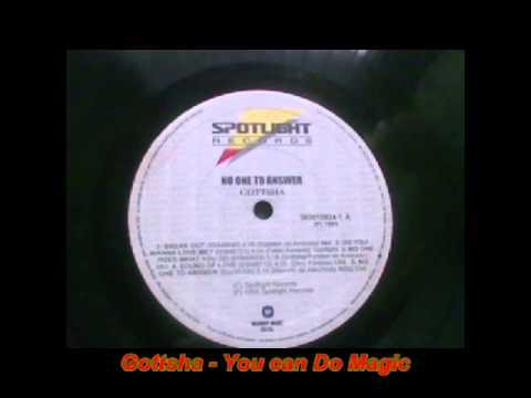 Gottsha - You Can Do Magic (Remix)