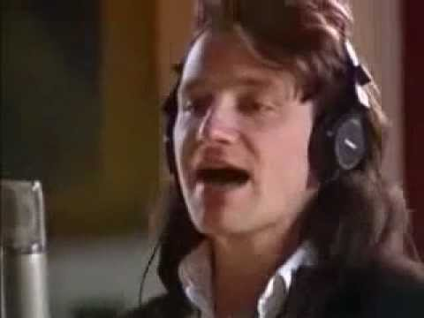 U2 - Clip of Bono's master vocal for the 'The Unforgettable Fire'