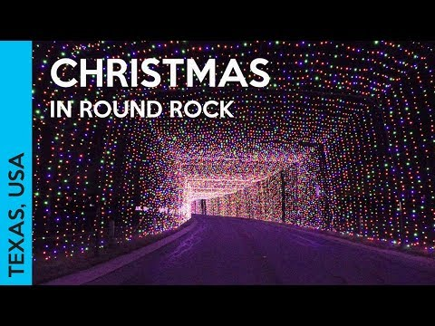 CHRISTMAS in Round Rock, Texas (Vlogmas 2) 🎄🎄