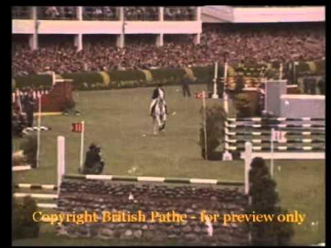 Dublin Horse Show 1963